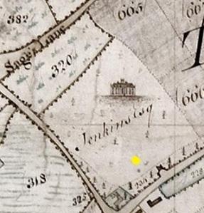 Chewton Priory site